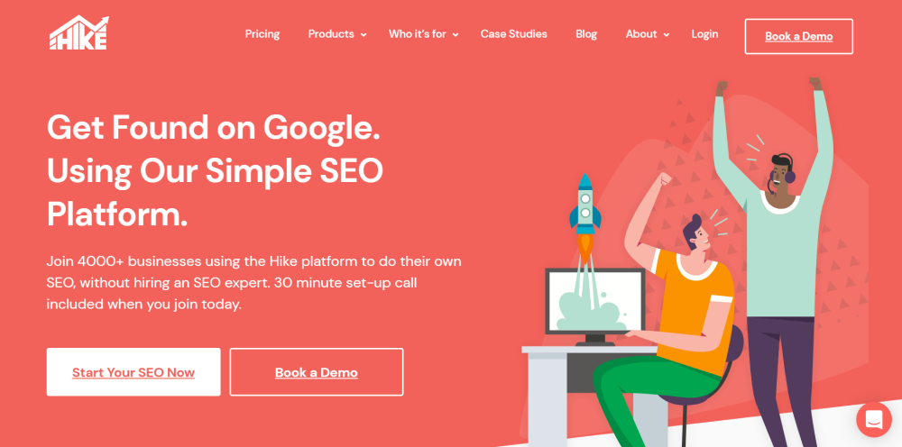 Looking for a Great Small Business SEO Tool? Try Hike! - Interrupt Media